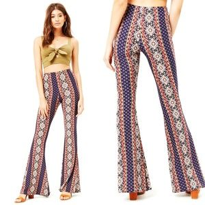 Forever 21 Flare Pants